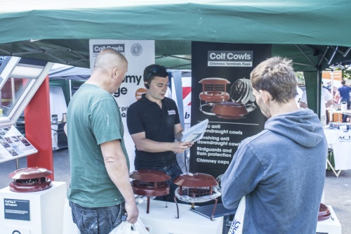 Colt Cowls Attends JJ Roofing Show 2018!