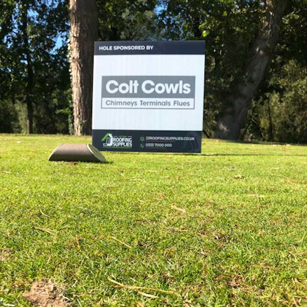 Colt Cowls star at JJ Roofing Golf Day