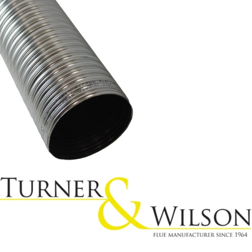 New from Colt Cowls! - Turner & Wilson Chimney Flue Liner